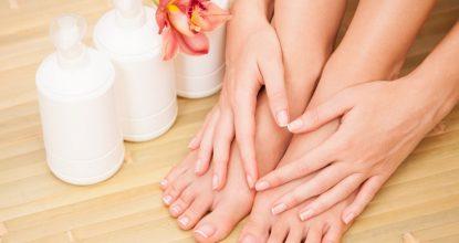 Как выбрать косметику для ног