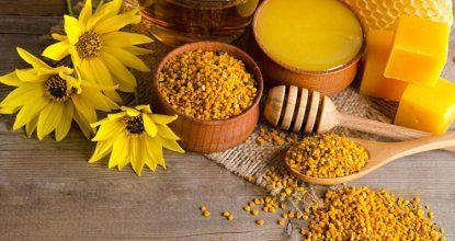 В чем  польза перги пчелиной
