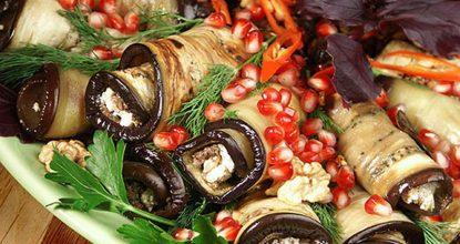 Простые и быстрые блюда из баклажанов для семейного ужина