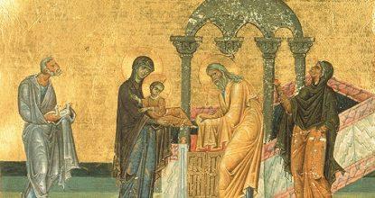 Сретение Господне: история праздника и народные приметы