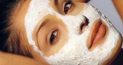 Как  делать маски из белой глины для лица