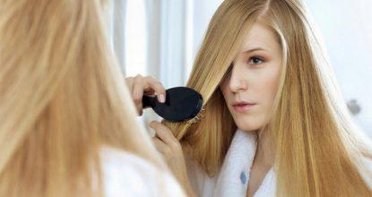 Народные способы лечения при выпадении волос