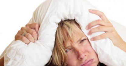 Как победить ночную бессонницу