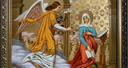 Благовещенье Пресвятой Богородицы— традиции и приметы