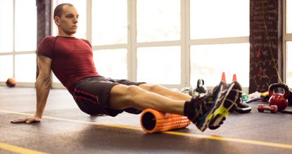 Как восстановить мышцы: домашний самомассаж