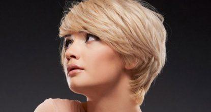 Стрижки для женщин после 40 на короткие и средние волосы