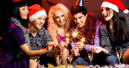 Как встречать новый год— история, традиции и идеи