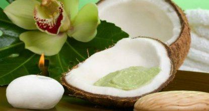 Рецепты применения кокосового масла