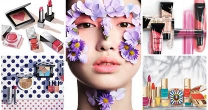 Косметика для лета:  горячие коллекции макияжа 2016