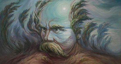 Картины с двойным смыслом Олега Шупляка