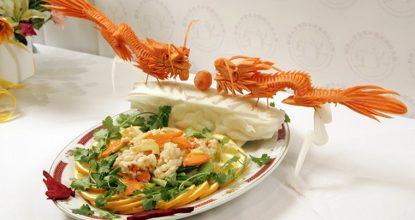 О китайской кухне и китайских салатах из наших продуктов