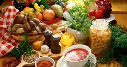 Правильный рацион питания по время поста