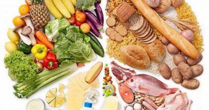Раздельное питание для похудения: меню на неделю