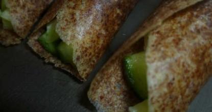 Оладьи из цукини: рецепт сыроедной кухни