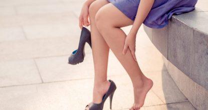 Чтобы не подвели вены: о красоте ног