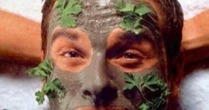 Омолаживающие маски для лица мужчинам в домашних условиях