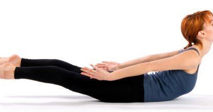 Пять комплексов йоги для исправления осанки