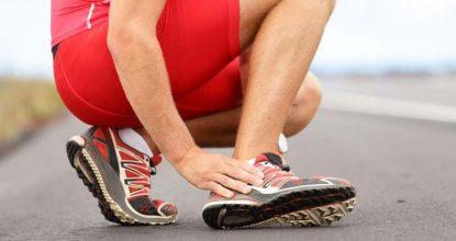 10 упражнений для укрепления голеностопа