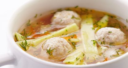 Суп  для мужчин или если нет времени стоять на кухне