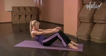 Укрепление мышц передней поверхности позвоночника