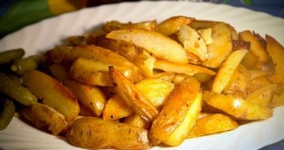 5 способов приготовить картошку в духовке с корочкой