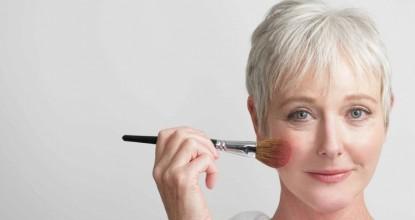 Хитрости антивозрастного макияжа
