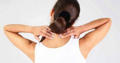 Как избавиться от холки на шее: убираем вдовий горбик