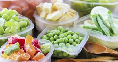 8 секретов правильной заморозки овощей, фруктов и ягод