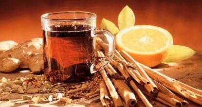 Полезные согревающие напитки и настойки из имбиря