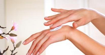 Несложный уход за кожей рук