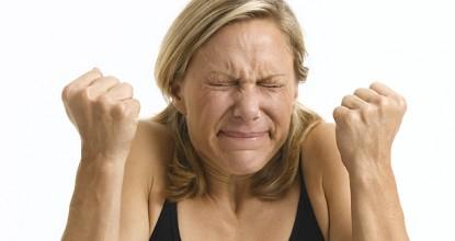Фитнес для лица: упражнения для лба и переносицы
