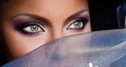 Особенности макияжа по форме глаз: как визуально увеличить глаза