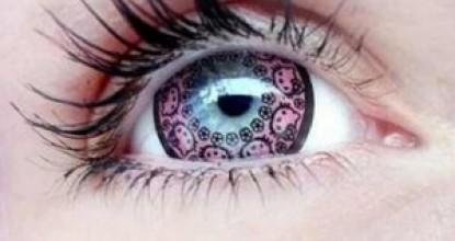 Правда и мифы о декоративных контактных линзах