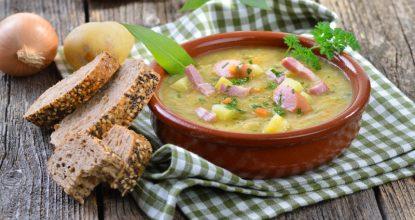 Рецепты очень вкусных супов со всего света в картинках