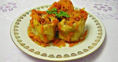 3 рецепта ленивых пельменей в духовке, на сковороде и с лавашем
