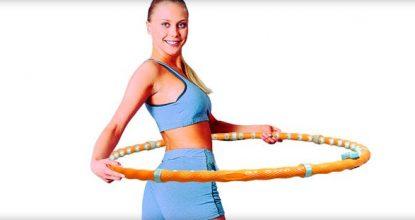 Как крутить хулахуп, чтобы похудеть в талии, бедрах и ногах