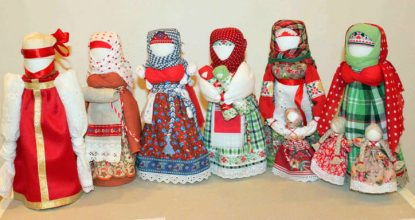 Славянские куклы обереги с защитными свойствами
