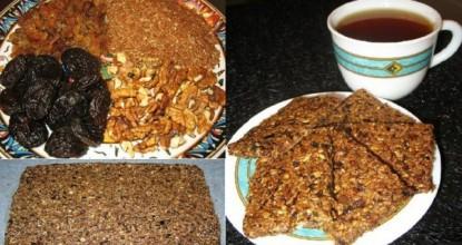 Печенька для перекуса— диетическое печенье Фитнес