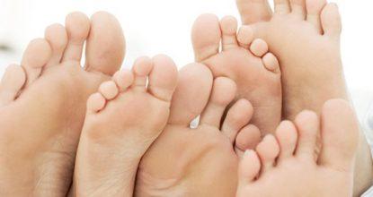 Проблемы ног и домашний уход за ногами