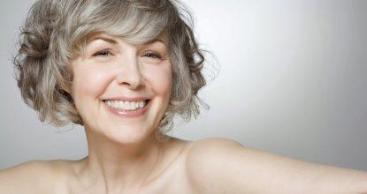 Уход за волосами после 40— почему происходят возрастные изменения
