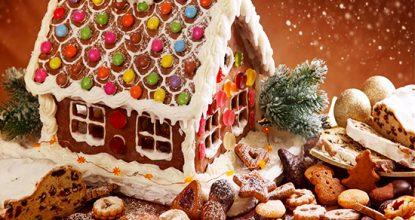 Домашнее имбирное печенье и пряники— удивите своих родных к Рождеству