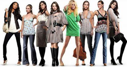 Одежда для невысоких женщин: модные формулы