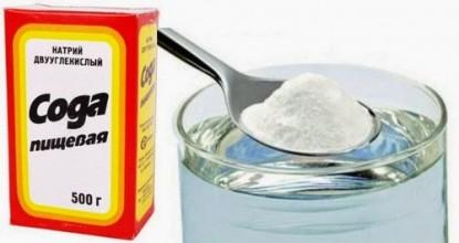 Способы похудения с помощью соды