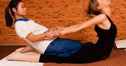 Волшебство тайского массажа