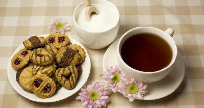 6 рецептов быстрых и легких печенек к чаю