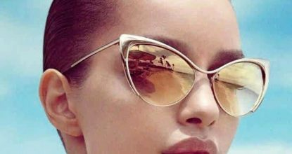 Как подобрать модные очки по форме лица женщине