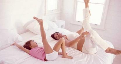 Как делать зарядку для спины утром