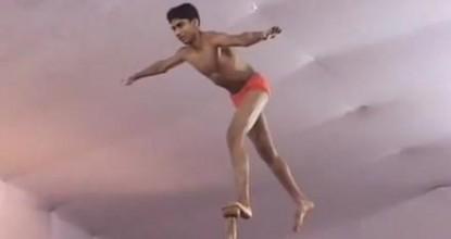 Какая бывает йога: Маллакхамб-йога