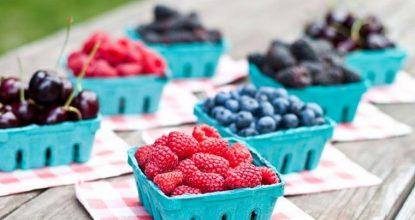 6 лучших ягод для лица
