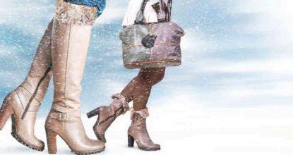 Зимняя обувь сезона 2016—2017— женская, мужская, подростковая